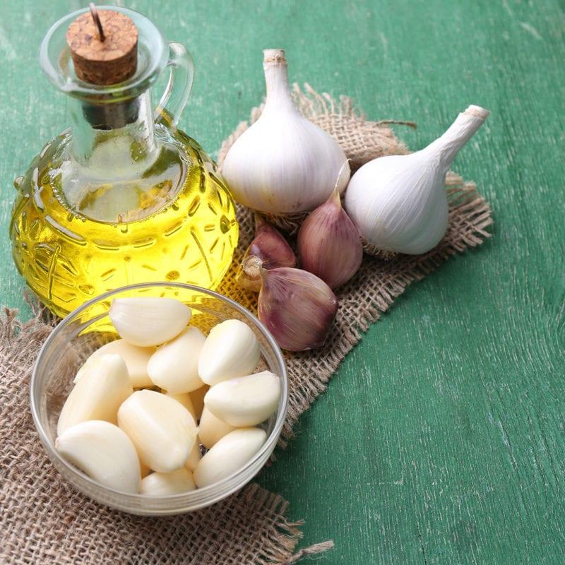 Essential Oils (Garlic Oil)