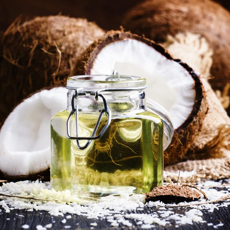 Organic Oils (Coconut Oil)